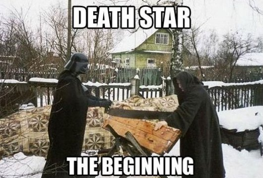 Death Star – The Beginning