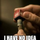 Every time I play snooker