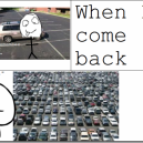 Every time I go to the store