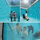 Fake Swimming Pool