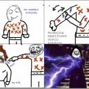 The Force Lightning