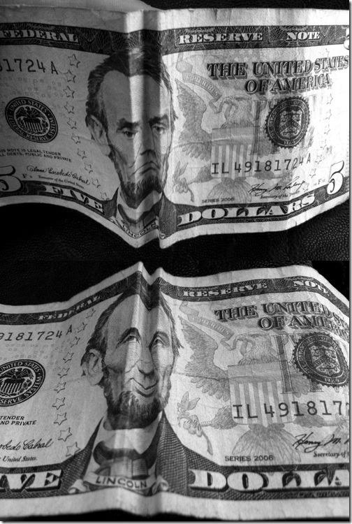 Happy Lincoln vs. Sad Lincoln