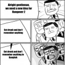 How the Hangover 2 was made