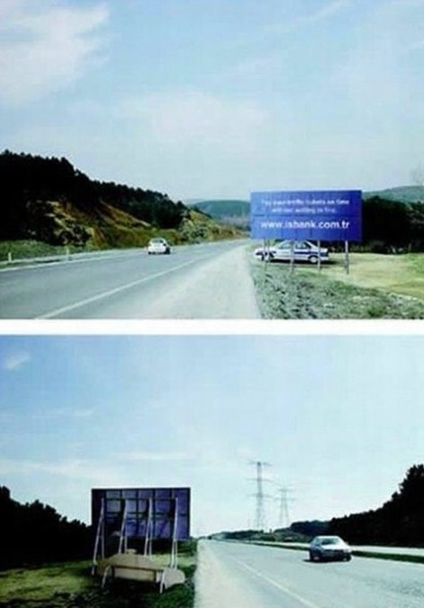 How to troll speeding motorists