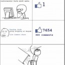 Idiots on Facebook