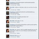 Han Solo on Facebook