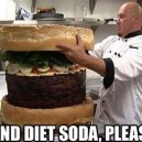 One Burger…