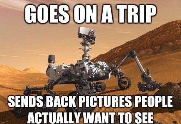 Goodguy Mars Rover