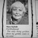 My Golden Years