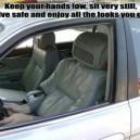 No Driver Prank