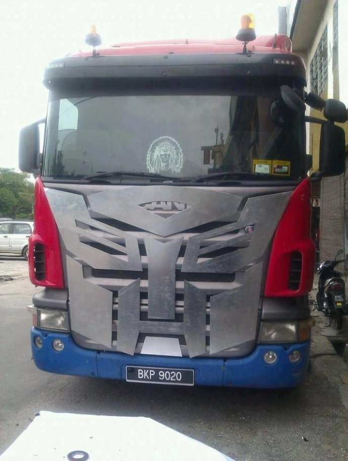 Optimus Prime, Is That You?