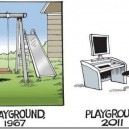 Playground Now and Then