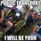 Welcome To Public Transport