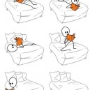Trying to Read Comfortably
