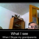Skype With Grandparents