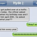 How To Troll a Cop