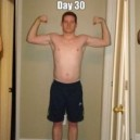 Before and After Workout