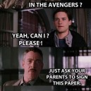 Trolling Spider Man