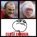 Wayne Rooney Totally Looks Like