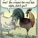 Chicken Got Busted