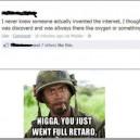 You just went full retard