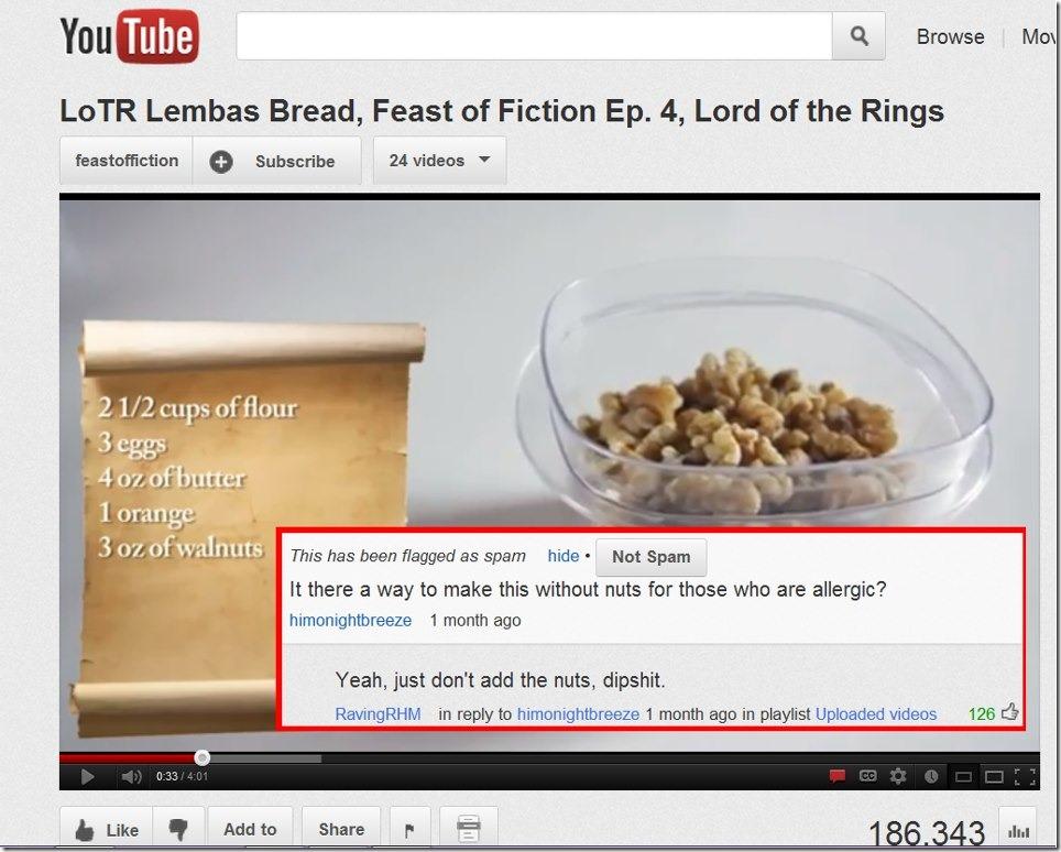 LoTR Lembas Bread