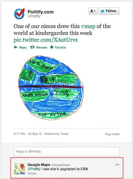 Apple Maps MEME_1 apple maps meme