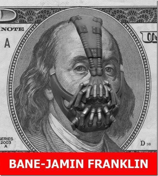 Bane-Jamin Franklin