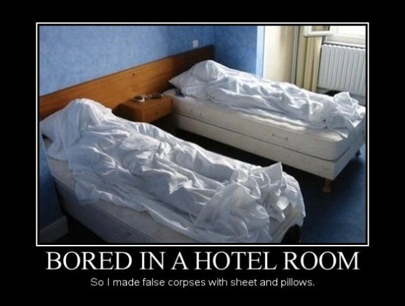Fun Things To Do In Hotel Room With Friends