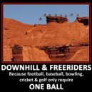 Downhill and Freeriders