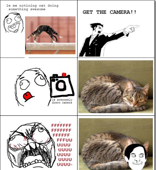 Get the Camera!
