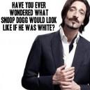 White Snoop Dogg
