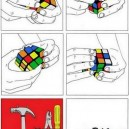How I Like to Solve a Rubiks Cube
