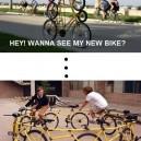 I heard you like bikes