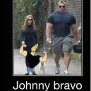 Johnny Bravo. He Lives!