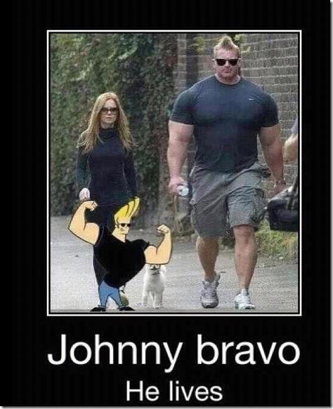 Johnny Bravo. He Lives!