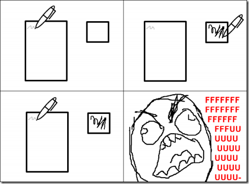 Low Ink Rage