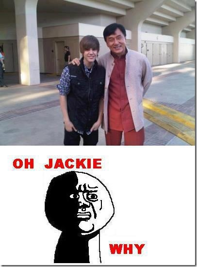 Oh Jackie, Why!