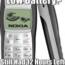 The best thing about old phones