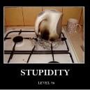 Stupidity Level 78