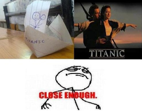 Replicate Titanic