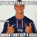 Awesome Zlatan Ibrahimovic