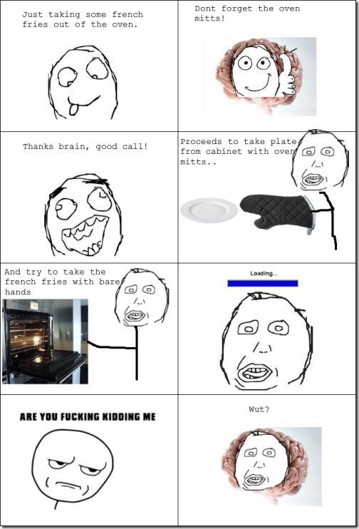 Troll Brain