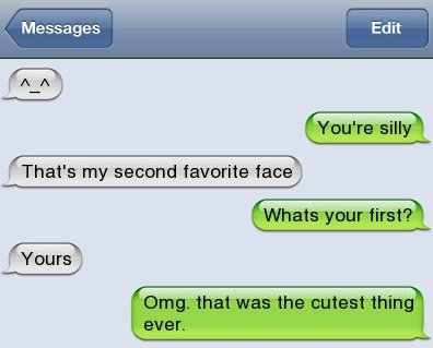 Sweetest sms messages