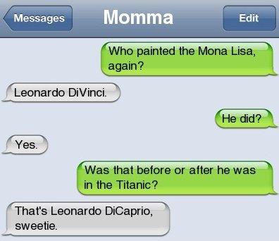 Who Painted Mona Lisa?