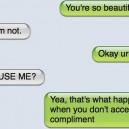 You're so beautiful