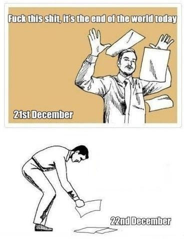 21st December