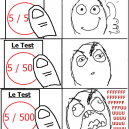 And when I got my Test Results back