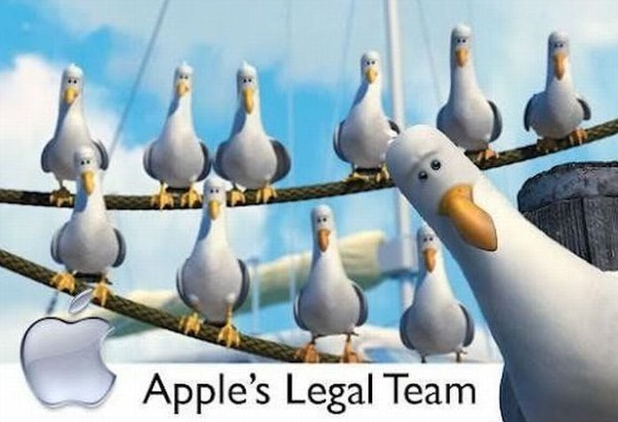 Apples Legal Team