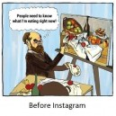 Before Instagram